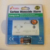 Long Life CO Alarm