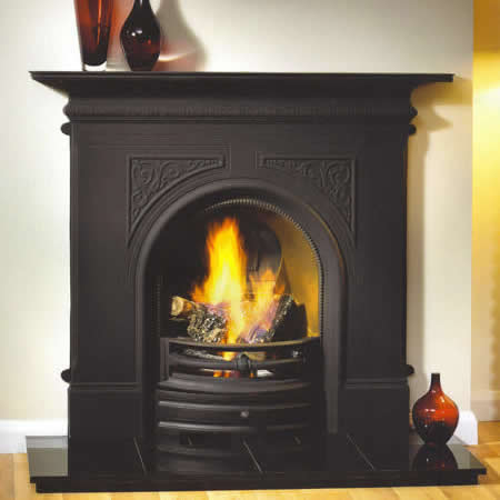 Cast Iron Fireplaces Northern Ireland All Aflame