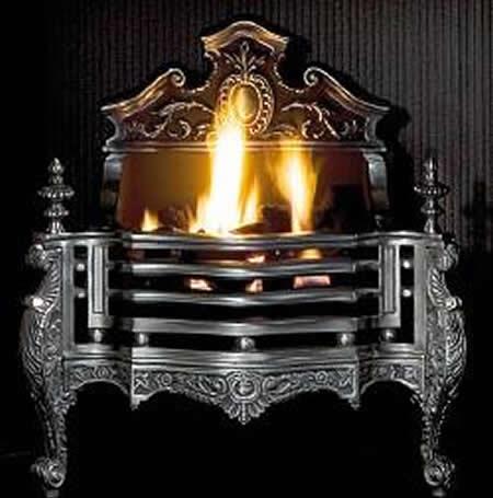 Queen Anne - Basket