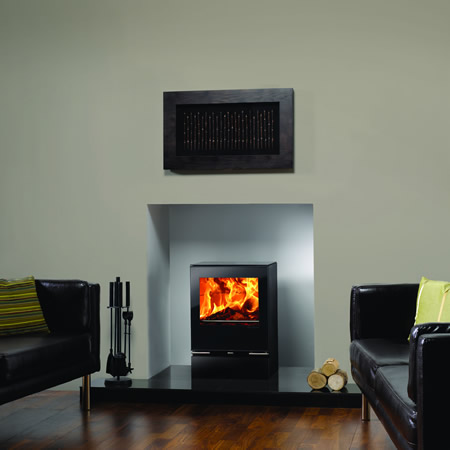 Riva Vision Stoves - Wood Burning