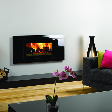 Riva Studio Glass - Room Heater