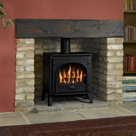 Stockton stoves - Chimney Required