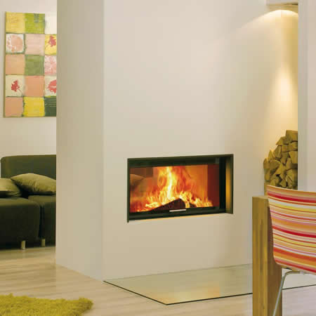 Designer Wood Burning Fires Northern Ireland Fireplaces