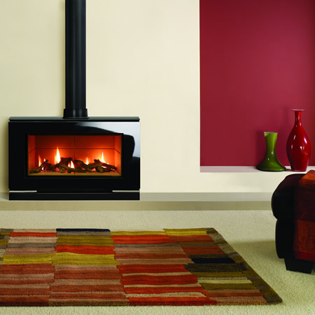 Riva Vision - Chimney Required